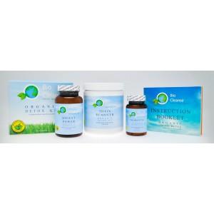 Kit de desintoxicación orgánica